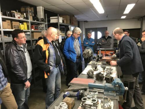 3 Workshops motor 2018